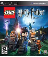 LEGO Harry Potter: Years 1-4  PS3 - $16.00