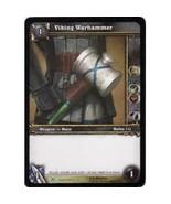World Of Warcraft VIKING WARHAMMER Through The Dark Portal 286 - $0.09