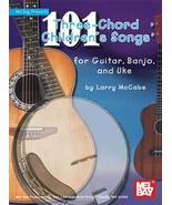 101 3 Chord Children's Songs For Guitar,Banjo,uke,and Autoharp - $17.99
