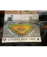 "Citizens Bank Park Philadelphia Phillies 14.75""x18.75"" Stadium Photo On ... - $29.39"