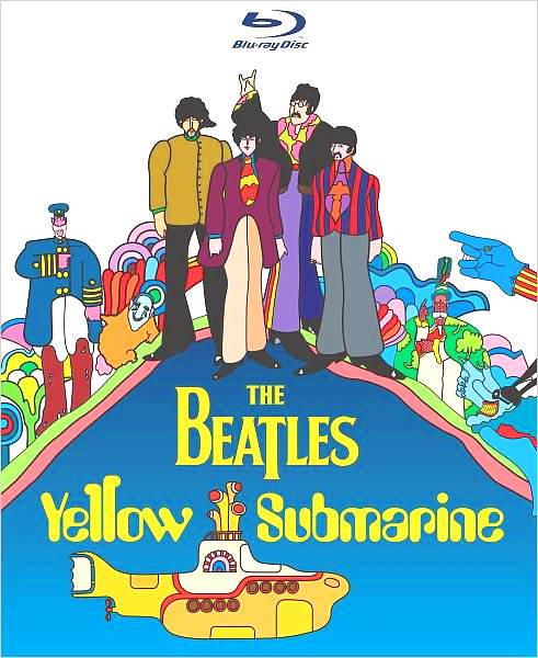 Yellow submarine blu ray