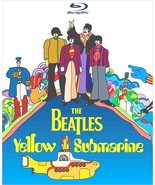 BEATLES YELLOW SUBMARINE BLU-RAY DVD HD FULLY RESTORED 5.1 SURROUND BLUR... - $27.99