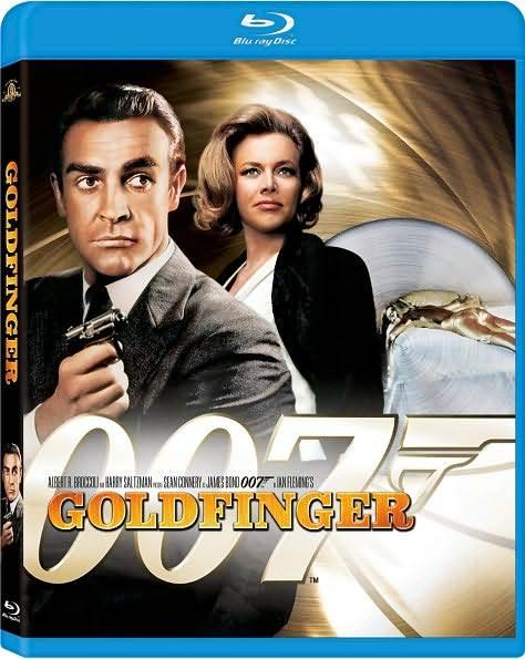 Goldfinger blu ray