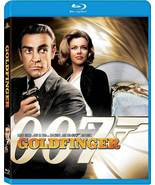GOLDFINGER BLU-RAY DVD HD 5.1 SEAN CONNERY 007 BEST TRANSFER MUST OWN  - $14.99