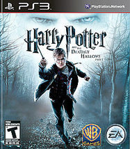 Harry Potter and the Deathly Hallows - Part 1: The Videogame  PS3 - $11.00
