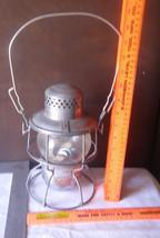 Nice Penn Central Adlake Kero Railroad Lantern With CLEAR Globe - $153.45