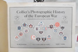Collier's Photographic History of the European War WWI - $49.00