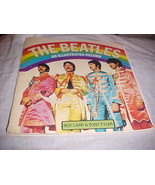 The Beatles an Illustrated Record book - $59.99