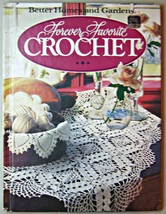 Better Homes and Gardens Forever Favorite Crochet doilies, edgings, acce... - $7.43