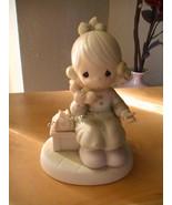 "1989 Precious Moments ""Tell It To Jesus"" Figurine  - $25.00"