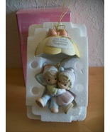 """2002 Precious Moments """"Our First Christmas Together"""" Figurine  - $25.00"""