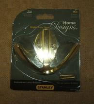 "Stanley Hook Robe 3"" S807-073 Bright Brass Finish - $7.59"