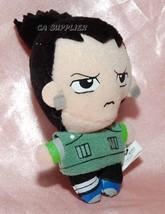 """Banpresto Naruto Soft Plush Figure Phone Charm Strap Mascot 4""""H #2 - $8.99"""