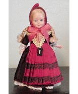 Danish Doll National Costume Dolls of other lands - $18.95
