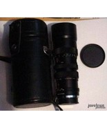 Soligor Camera Lens & Case f=85-205mm for ASAHI... - $25.95