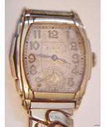 Vintage Mens 1928 Elgin 10K RGP Watch Long Lug ... - $51.95