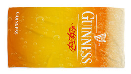 Guinness Beer Beach Bath Towel Swimming Pool Holiday Gym Vacation Mement... - $24.99+