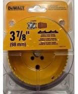 """DEWALT D180062 3-7/8"""" Deep Cut Bi Metal Holesaw USA - $8.91"""