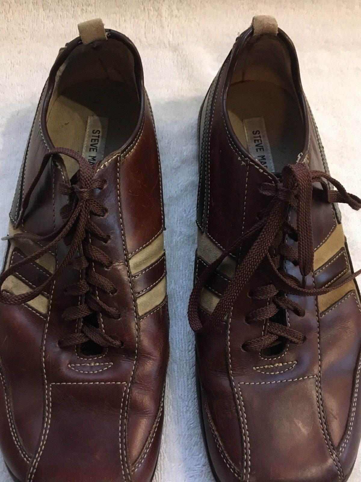 a98d4efb372 Steve Madden Stryker Mens Size 10 M Dark and 50 similar items