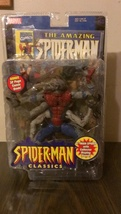 Marvel Spiderman Action Figure and Comic Book - $17.95