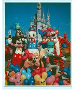 Disney Welcome to Disneyland Photo Prints 8 x 10 on Card Stock Set of TWO - $49.99