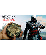 Assassin's Creed 4 Mayan Keystone Stone stelae Black Flag - $19.99