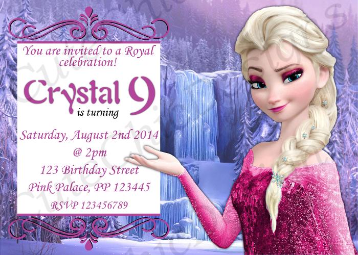 cvs invitations