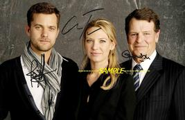 FRINGE TV SERIES photo cast signed by all autographed reprint  - $2.99