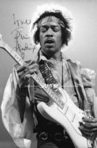 JIMI HENDRIX photo 4X6 hand signed autographed reprint  - $2.99