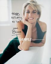PRINCESS DIANA LADY DI SPENCER  photo 4X6 hand signed autographed reprint  - $2.99