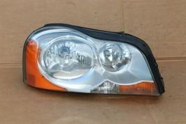 03-06 Volvo XC90 XENON HID Headlight Head Light Lamp Passenger Right RH POLISHED
