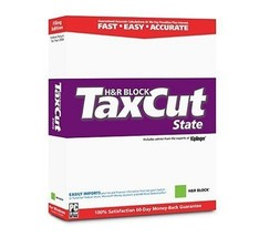 TaxCut 2004 State [Old Version] [CD-ROM] [CD-ROM] - $39.59