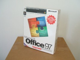 Microsoft Office 97 Standard Upgrade [CD-ROM] - $29.67