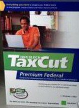 H&R Block TaxCut Premium Federal 2006 [Single] [CD-ROM] - $10.89