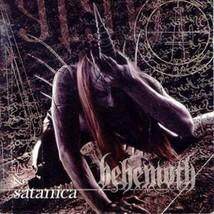 Satanica [Audio CD] Behemoth - $24.69