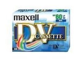 Maxell DVM60ME(C) Min DV Camcorder Cassette 1pack Brand new [Camera] - $5.99