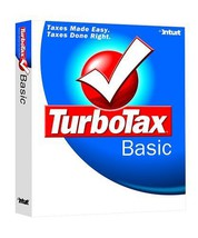 TurboTax Basic 2004 [Old Version] [CD-ROM] [CD-ROM] - $29.69