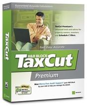 TaxCut 2005 Premium  (non-tax states) [Old Version] [CD-ROM] [CD-ROM] - $24.74