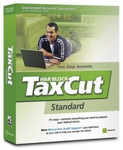 TaxCut 2005 Standard [Old Version] [CD-ROM] [CD-ROM] - $19.30
