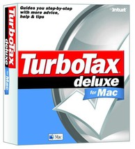 TurboTax Deluxe for Mac 2003 [CD-ROM] [CD-ROM] Intuit Inc. - $49.49