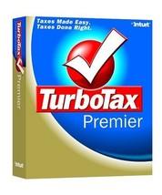 TurboTax Premier 2004 [Old Version] [CD-ROM] [CD-ROM] - $128.69