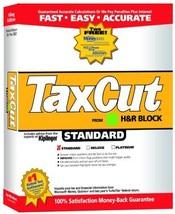 TaxCut Standard 2002 Filing Edition [CD-ROM] [CD-ROM] - $23.76