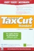 TaxCut Standard 2004 for PC [video game] - $14.84