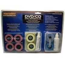 Aleratec 240138 DVD CD Disc Repair Plus Refill Value Pack [CD] - $24.91