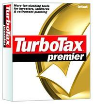 Turbo Tax Premier 2003 [Cd Rom] [Cd Rom] - $197.99