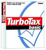 TurboTax Basic 2003 [CD-ROM] [CD-ROM] - $34.62