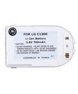 LG OEM BSL-64G BATTERY FOR C1300 C1300i G4015 G4020 [Wireless Phone Acce... - $8.90