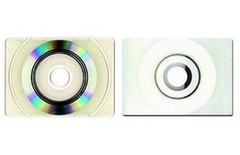 Ritek White Inkjet Printable Business Card CD-R Blank Media [Electronics] - $19.79