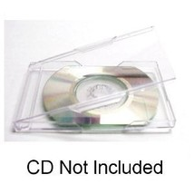 500 Business Card CD CD-R Jewel Case [Electronics] - $69.29