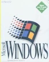 Microsoft Windows 3.11 [3.5 inch diskette] [CD-ROM] - $79.19